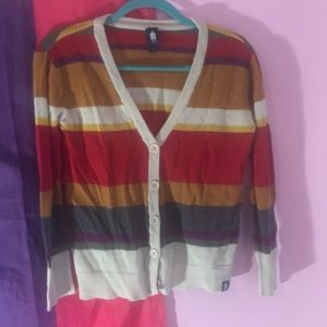 Doctor Who Cardigan M